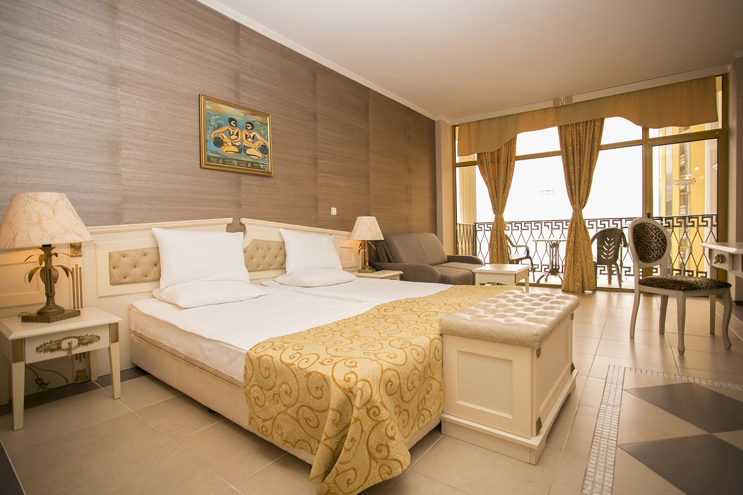 Imperial Palace Hotel 5*