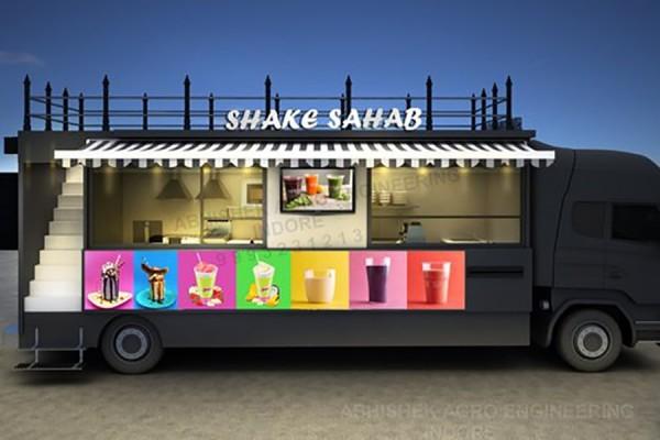 Камионче кухня